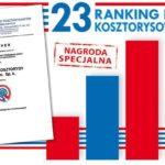 23 Ranking Biur Kosztorysowych