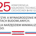 25 konferencja w Ciechocinku – październik 2019