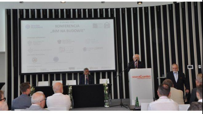 """Konferencja """"BIM na budowie"""" - 2019"""