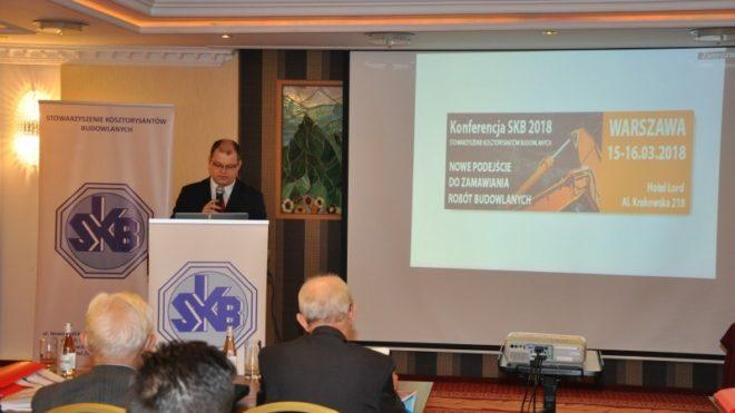 X Konferencja SKB - Nowe podejście do zamawiania robót budowlanych