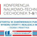 XXI Konferencja naukowo-techniczna – Ciechocinek 2015