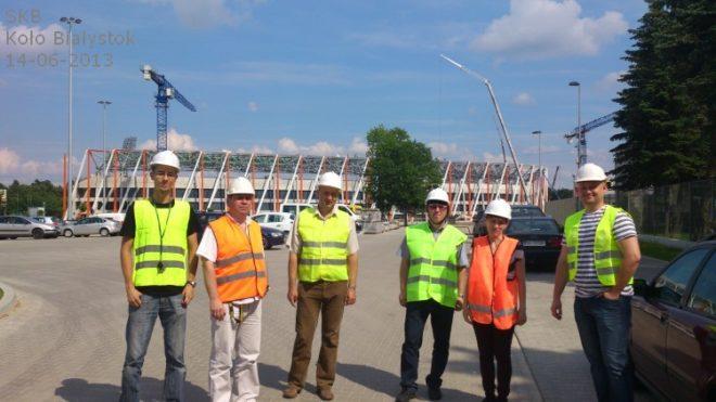 Protokół ze spotkania członków Koła SKB w Białymstoku - 14 czerwca 2013