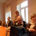 Sprawozdanie z zebrania SKB oddziału warszawskiego w dniu 21 października 2013 r.